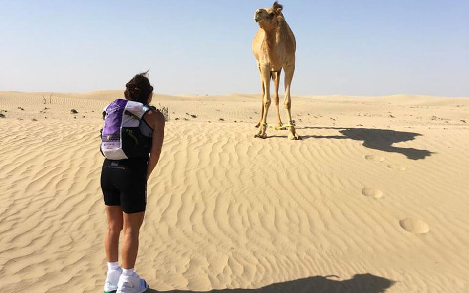 Middle East Desert Running – Intro 101