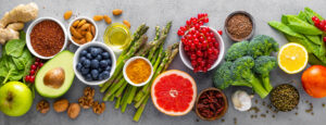 Healthy food to nourish your mental health