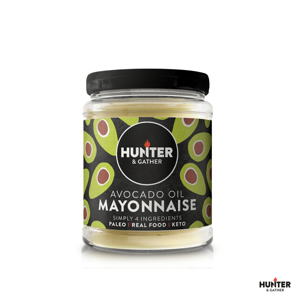 Hunter Gatherer Avocado Mayonnaise