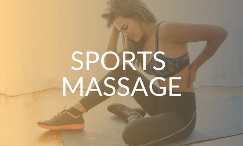 Sports Massage - Gold